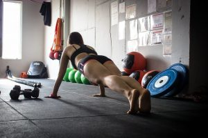 Exercise equipment for a home gym