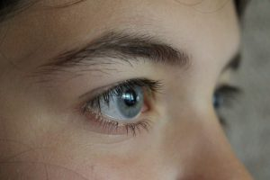 Eye color due to many factors